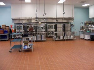 Facility Management Küche